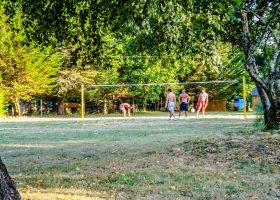 Camping animations Gironde