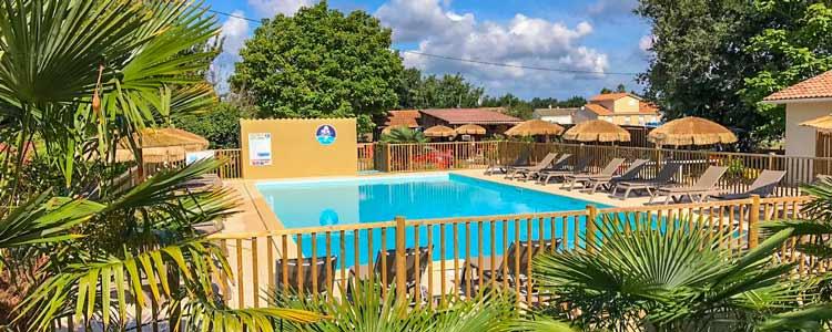 Camping avec piscine Bordeaux
