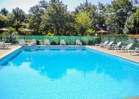 Camping avec piscine Gironde
