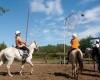 Camping équitation Hourtin