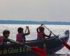 Camping familial lac Médoc