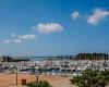 Camping port Gironde