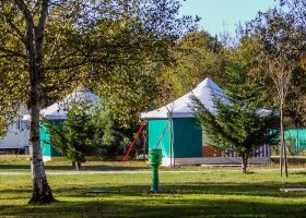 Emplacement camping Arcachon