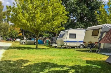 emplacement camping hourtin