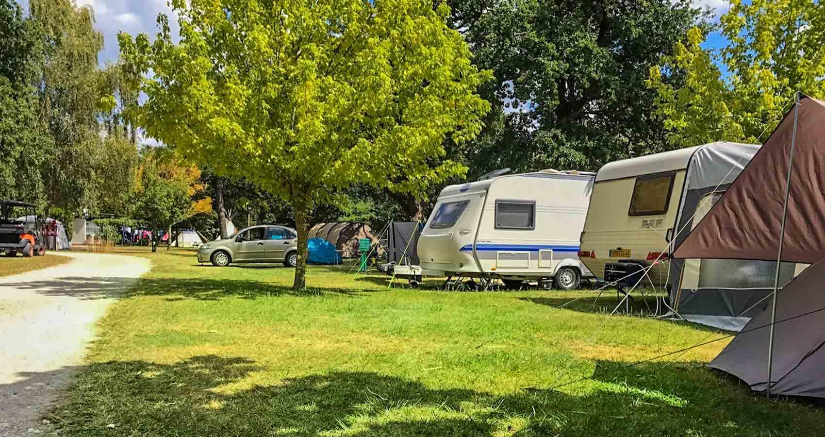 Renting Camping Tent Caravan Gironde Hourtin