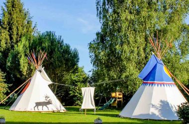 location tipi Gironde