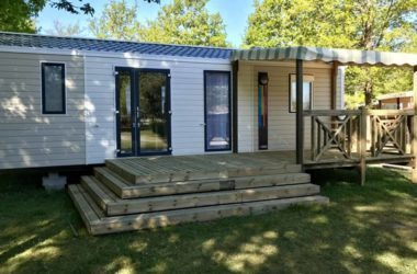 mobil-home 6 people gironde