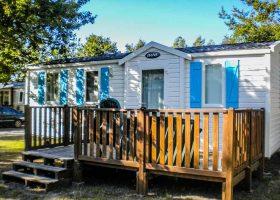 Mobil-home camping Gironde