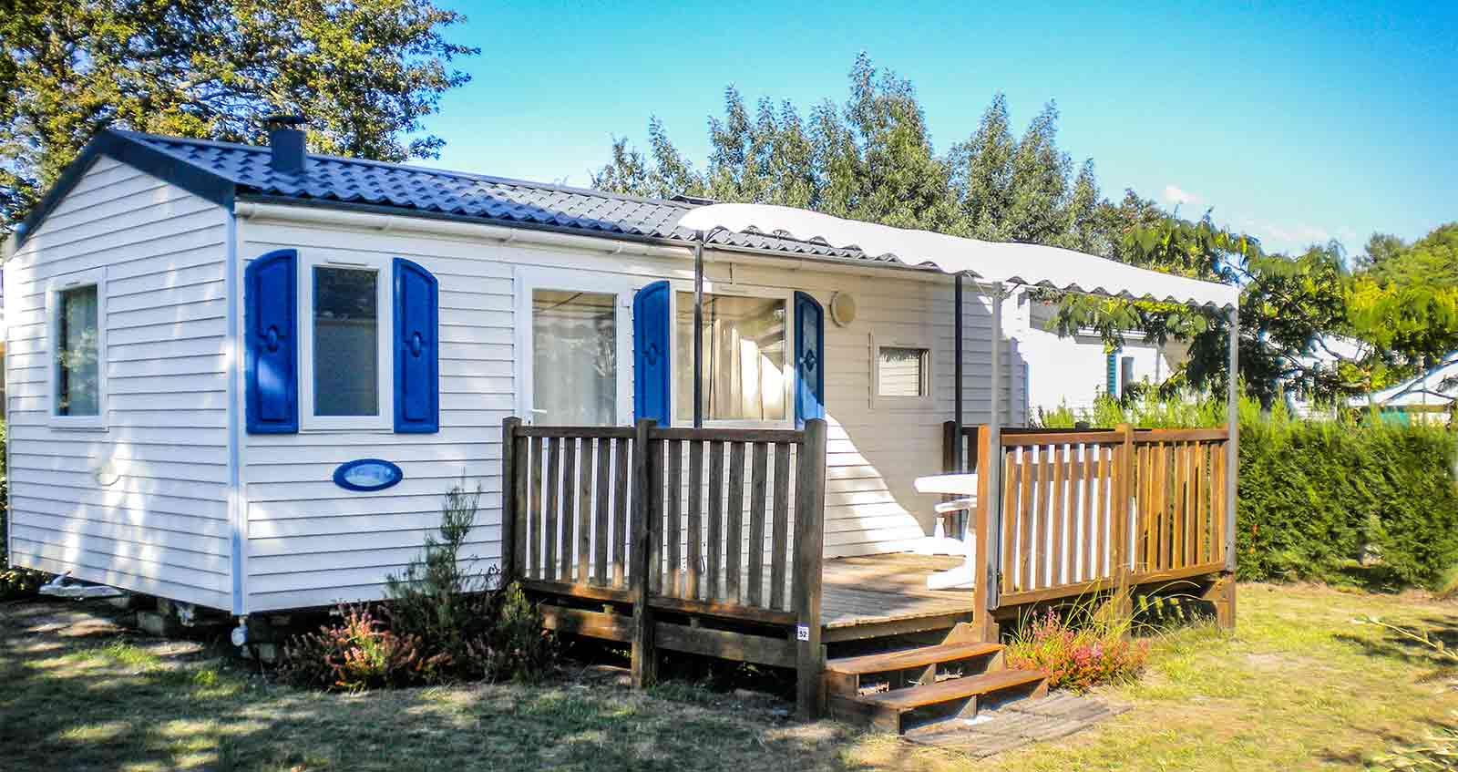 mobil home confort Gironde