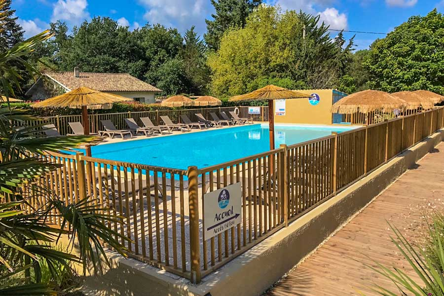 Photos camping gironde galerie photo du camping hourtin lac for Camping gironde piscine