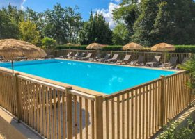 vacances camping piscine gironde