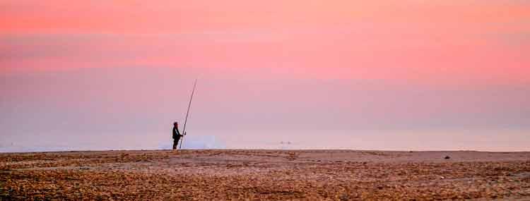 Camping pêche Médoc
