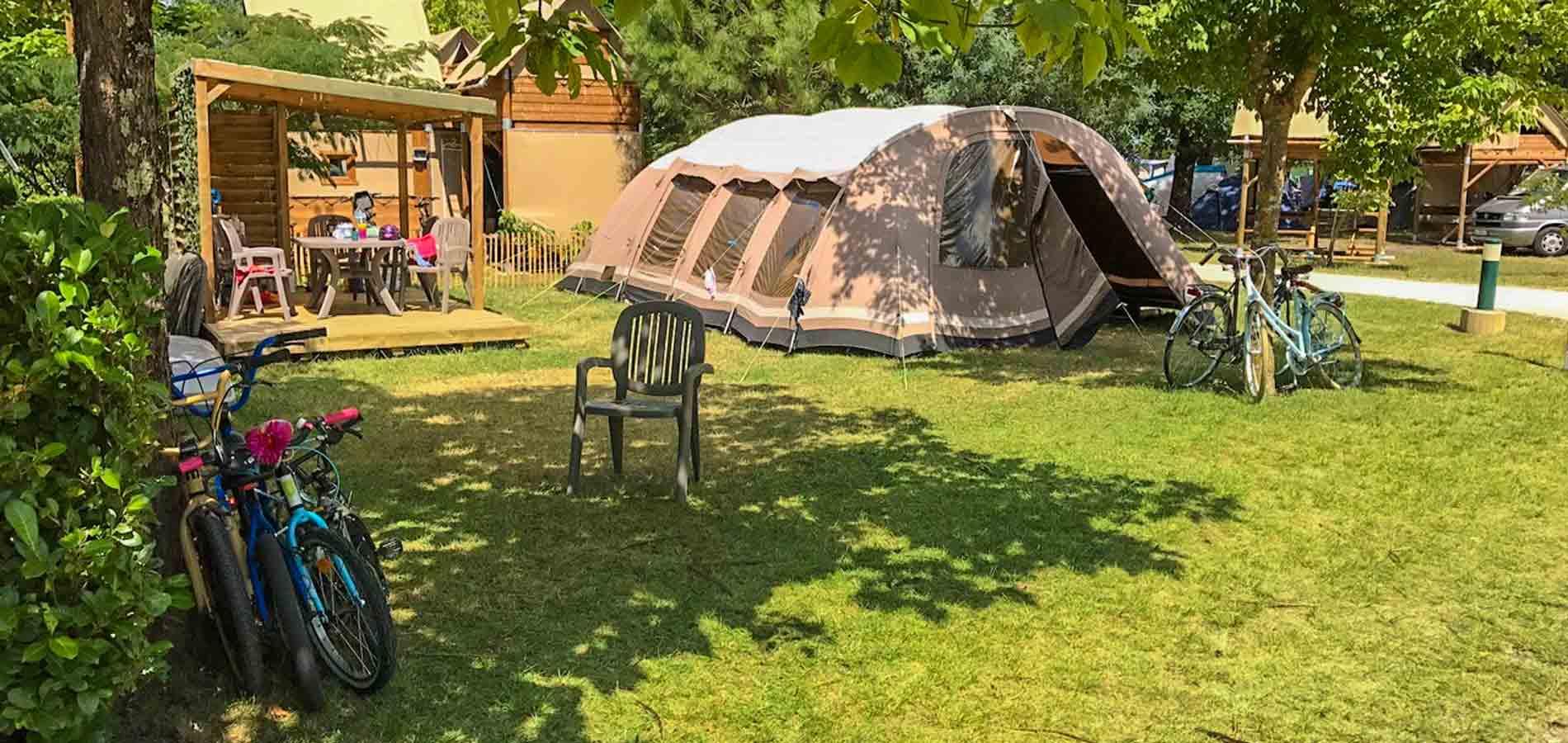 Camping Site Gironde Camping Caravaning Holidays Hourtin 33