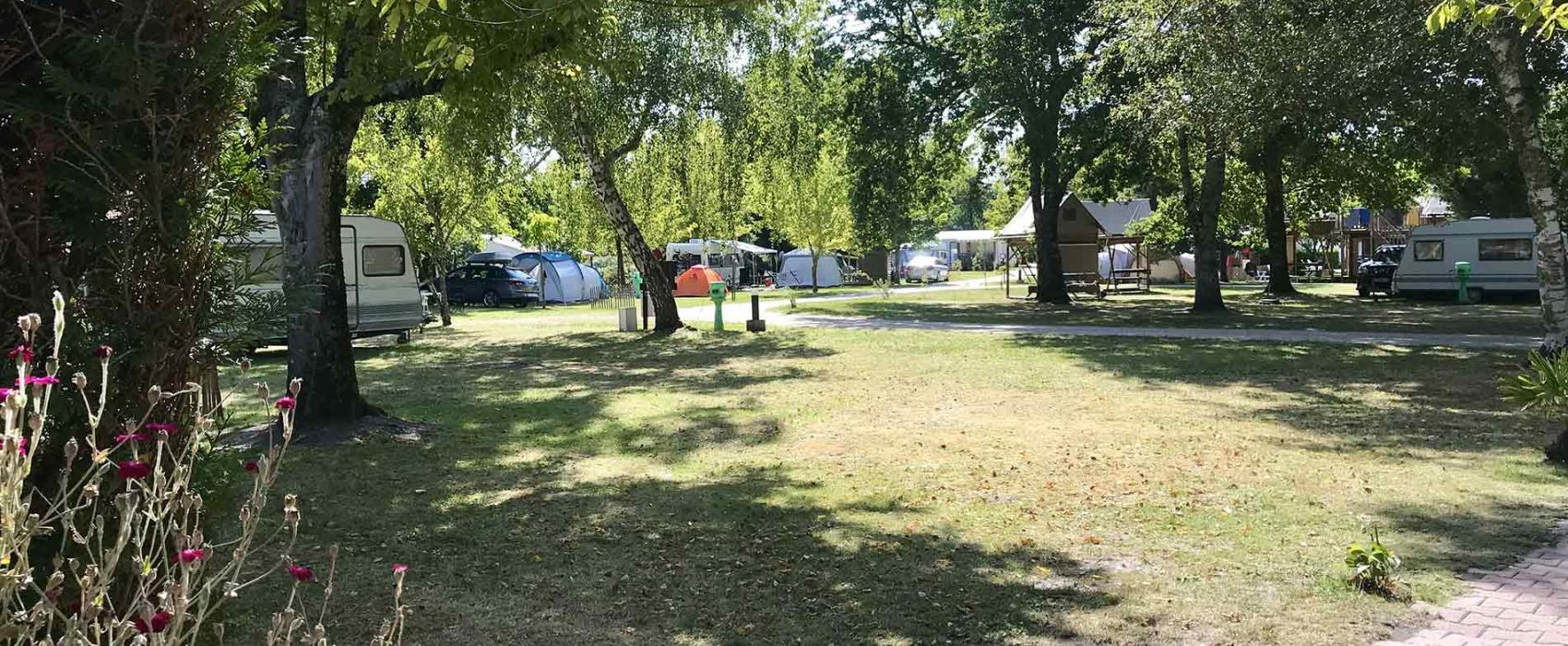 Camping Hourtin Mobil Home Gironde Camping Entre Lac Et